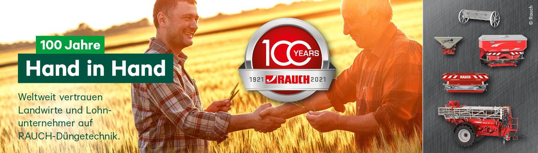 100 Jahre RAUCH